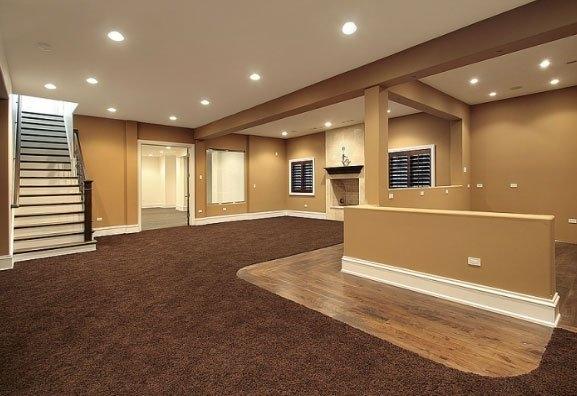 Basements Remodeling Samples C Amp C Quality Home Improvements